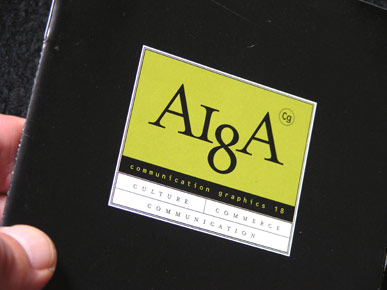Aiga Booklet Sample
