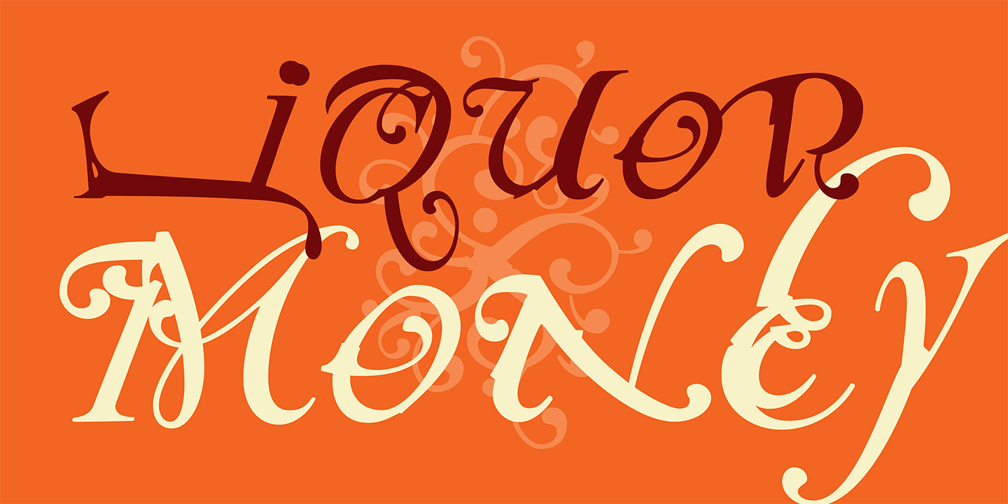 NotCaslon Font Sample 1