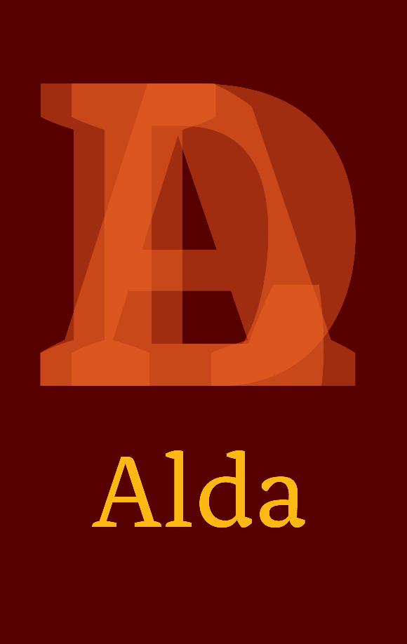 Emigre PDF Cover Alda