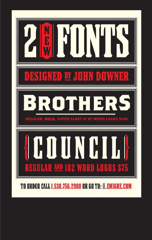 Emigre PDF Cover Brothers/Council