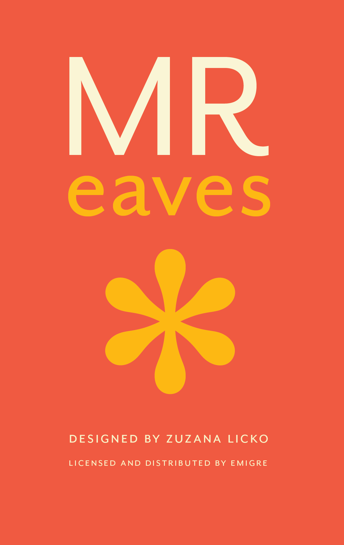 Emigre PDF Cover Mr Eaves