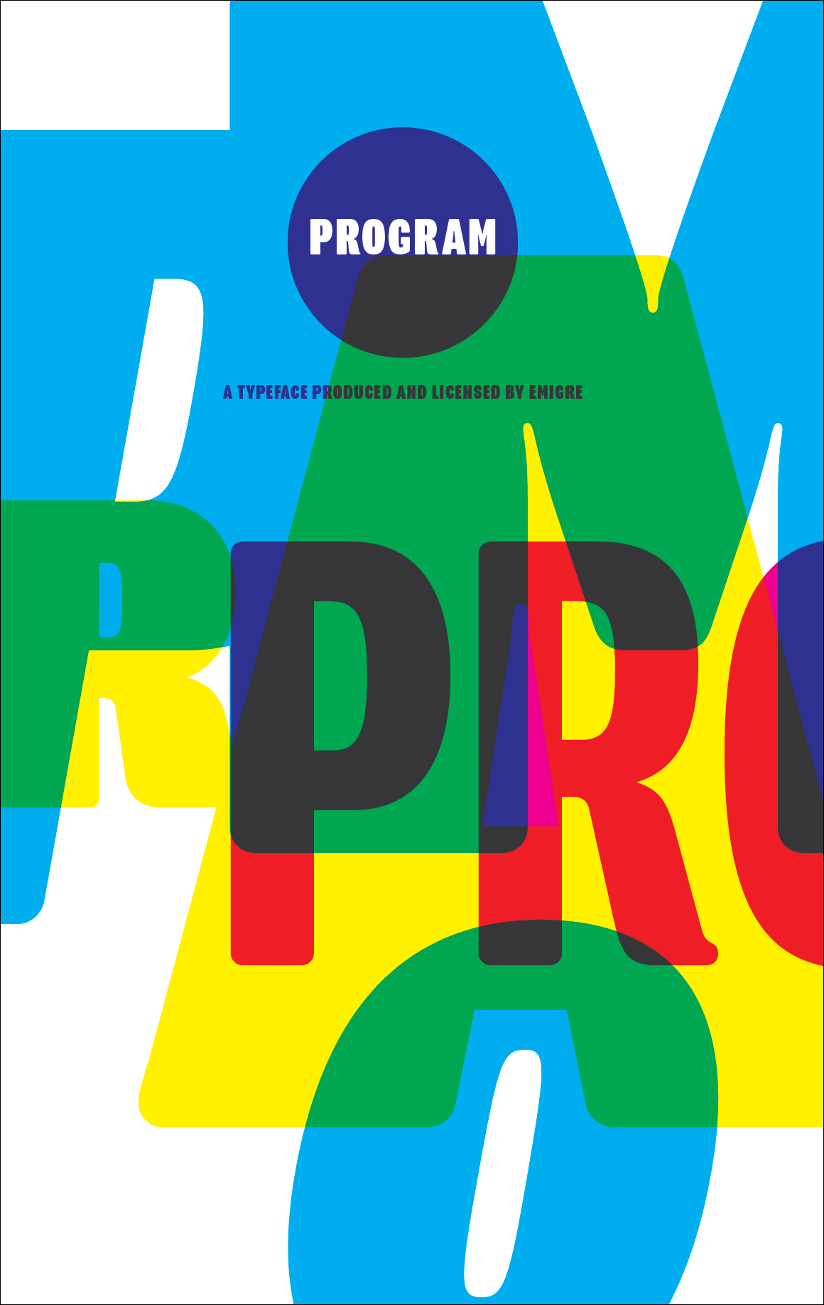 Emigre PDF Cover Program